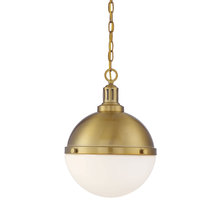Savoy House 7-203-2-322 - Lilly 2 Light Warm Brass Pendant