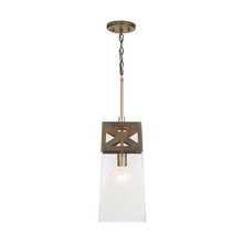 Capital 332511AD - 1 Light Pendant
