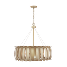 Capital 332761AP - 6 Light Pendant