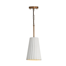 Capital 333811PA - 1 Light Pendant