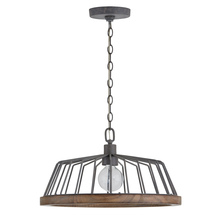Capital 336211GL - 1 Light Pendant