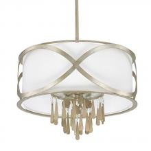 Capital 4964WG-617 - 4 Light Pendant